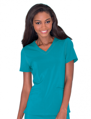 Motivate V-Neck Top 9015