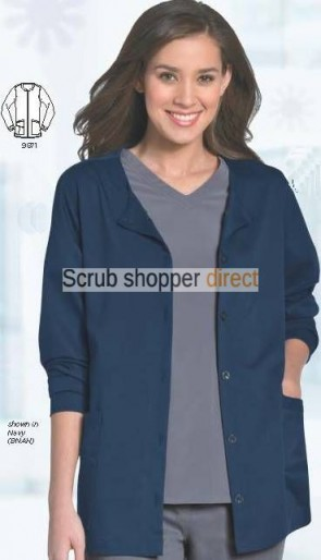 Aubrey Front Button Jacket 9871