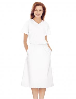 A-Line Skirt White 2226
